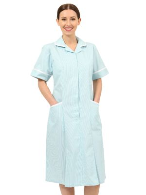 Behrens NCLD Striped Healthcare Dress
