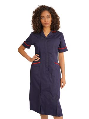 Behrens NCLD Ladies Healthcare Dress