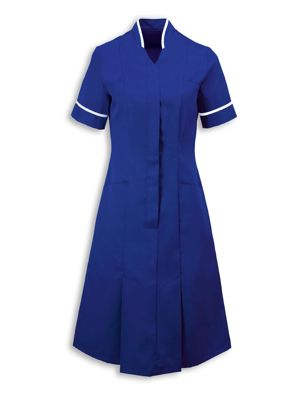 Alexandra NF51 Mandarin Collar Dress