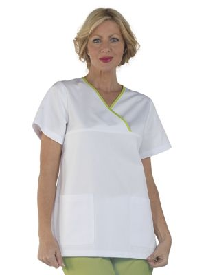 Creyconfe Nice-PC Ladies Scrub Top