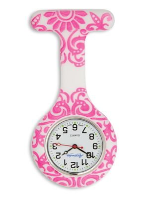 Alexandra NU91 Print Fob Watch