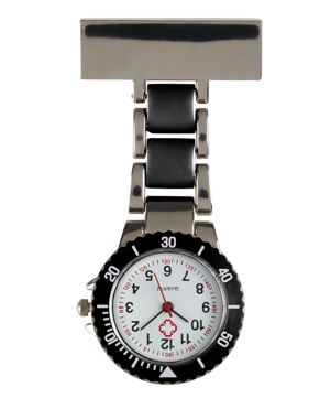 Alexandra NU98 Metal Fob Watch