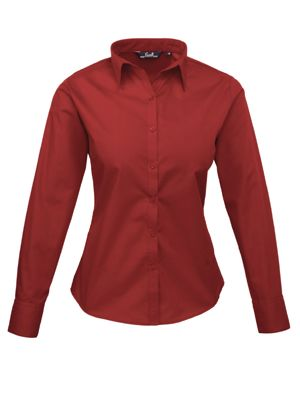 Premier PR300 Long Sleeve Ladies Blouse