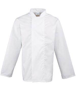 Premier PR659 Coolmax Long Sleeve Chefs Jacket