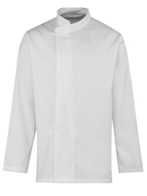 Premier PR669 Long Sleeve Chefs Jacket