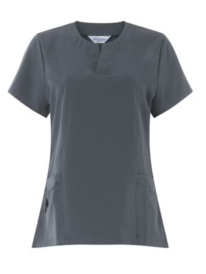 Alsico ST50 4-Way Stretch Female Scrub Tunic