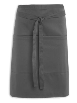 Alexandra NG30 Short Length Waist Apron With Pocket
