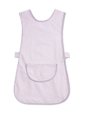 Alexandra W240 Thin Stripe Tabard with Pocket