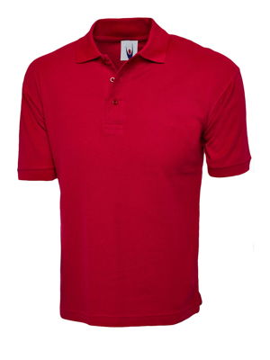 Uneek UC112 Cotton Polo Shirt