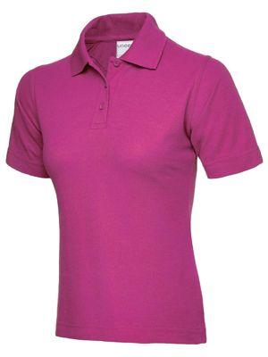 Uneek UC115 Womans Ultra Cotton Poloshirt