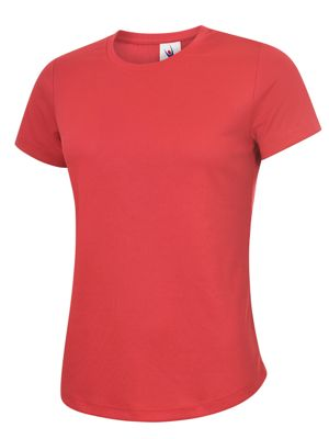 Uneek Ladies UC316 Ultra Coot T-Shirt