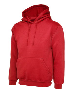 Uneek UC508 Olympic Hooded Sweatshirt