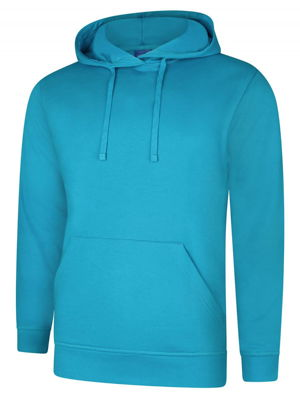 Uneek UC509 Deluxe Hooded Sweatshirt