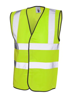 Uneek UC801 Safety Waist Coat