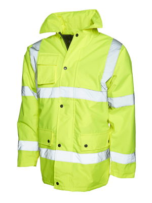 Uneek UC308 Road Safety Jacket
