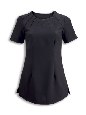 Alexandra NF32 Womans Satin Trim Tunic