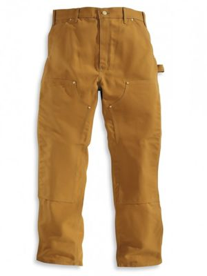 Carhartt B01 Firm Duck Double - Front Work Dungaree