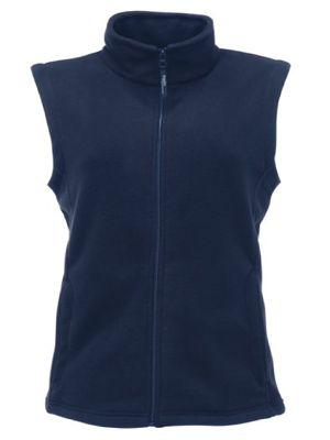 Regatta TRA802 Womens Micro Fleece Bodywarmer