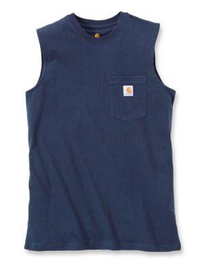 Carhartt 100374 Workwear Pocket Sleeveless T-Shirt