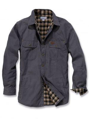 Carhartt 100590 Weathered Canvas Shirt Jacket