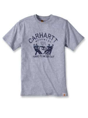 Carhartt 102097 Maddock Hard to Wear Out T-Shirt