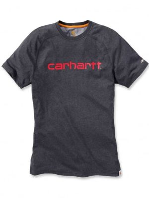 Carhartt 102549 Force Cotton Delmont Graphic T-Shirt