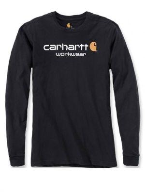 Carhartt 102564 Core Logo Long Sleeve T-Shirt