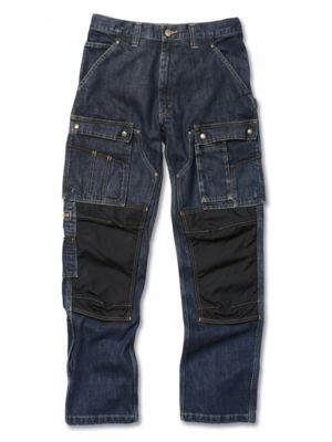 Carhartt EB229 Denim Multi Pocket Tech Pants