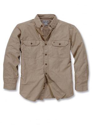 Carhartt S202 Fort Solid Long Sleeve Shirt