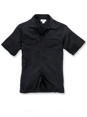 Carhartt S233 Twill Short Sleeve Work Shirt