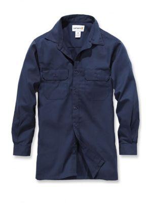 Carhartt S224 Twill Long Sleeve Work Shirt
