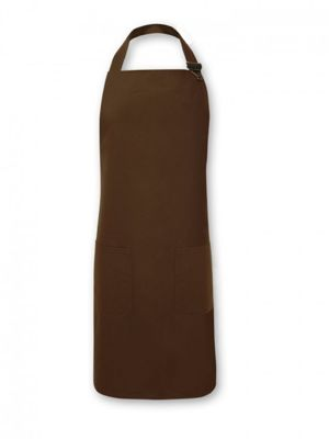 Oliver Harvey OHAPP0535222 Cocoa Brown Front of House Apron