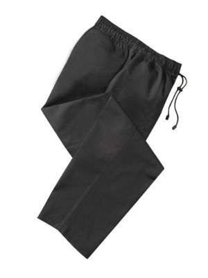 Tibard CT3082 Drawstring Chef Trouser