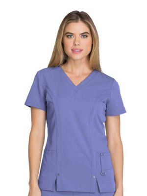 Dickies Xtreme Stretch Unisex Scrub Top