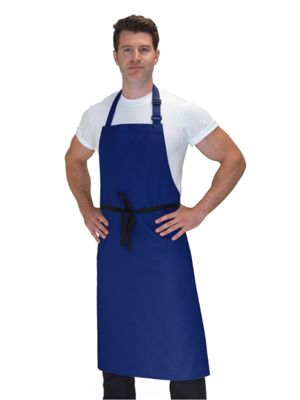 Dennys DP18 Cotton Bib Apron