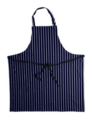 Dennys DP85 Classic Cotton Striped Apron