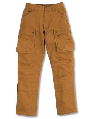Carhartt EB219 Washed Duck Multi Pocket Tech Pants