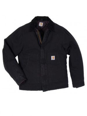 Carhartt EJ022 Sandstone Traditional Jacket