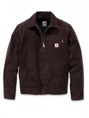 Carhartt EJ196 Lightweight Detroit Jacket