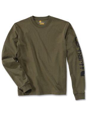 Carhartt EK231 Long Sleeve T-Shirt