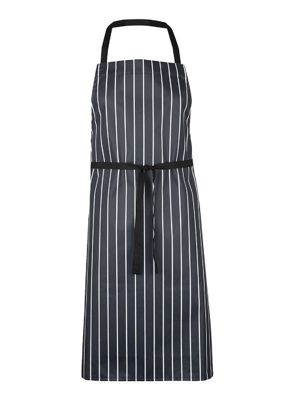 Alexandra Essentials HO14 Butcher Stripe Bib Apron