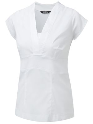 Vortex Joanna Panelled Cotton Blouse