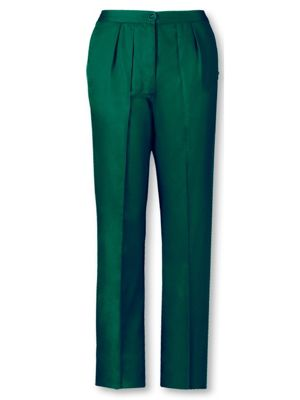 Alexandra LT200 Womans Twin Pleat Trouser