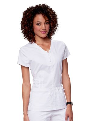 Koi Stretch Mackenzie Scrub Top