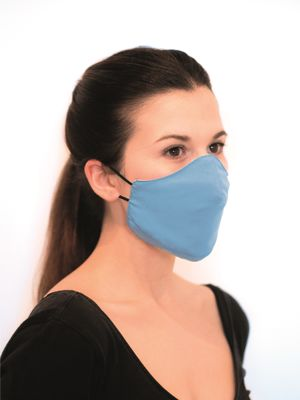 PACK OF 100 reusable Protective Masks.  Repellent to Liquids and Solid Particles