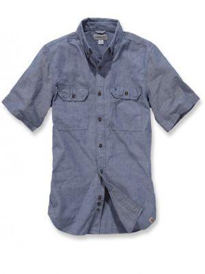 Carhartt S200 Fort Solid Short Sleeve Shirt