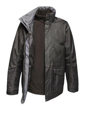 Regatta TRA147 Benson III Breathable 3 in 1 Jacket