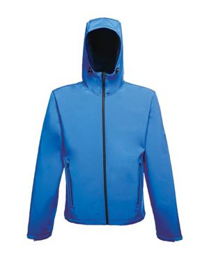 Regatta TRA602 Arley II Printable Hooded Softshell