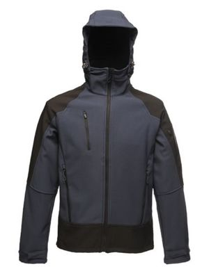 Regatta TRA682 X-PRO Powergrid Hooded Softshell