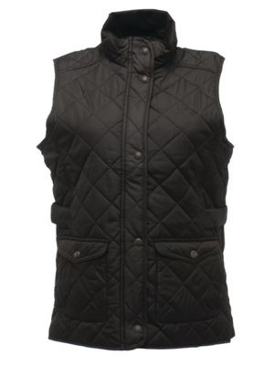 Regatta TRA811 Womans Tarah Diamond Quilt Bodywarmer
